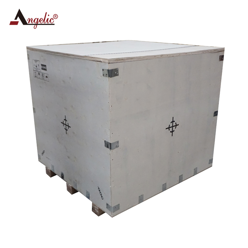 Angelic Collapsible Unfinished Wood Crates Wholesale For Transportation