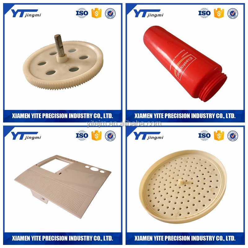 OEM Custom injection ABS PVC molding plastic parts injection plastic product injection mould