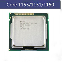 Intel CPU i5 2500 2400 3470 3570 4460 4570 6400 6500 7400 7500 7600 8400 8500 8600 CPU1155 1150 1151 ready stock best offer