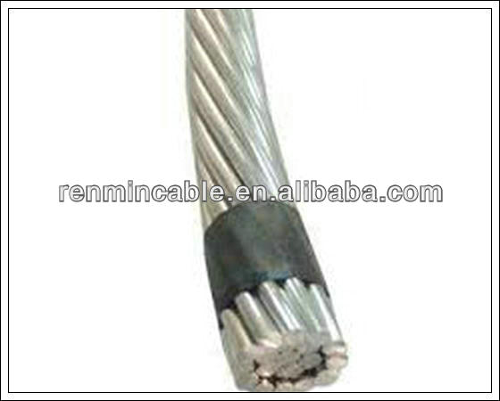 China manufacture thermal resistant aluminum alloy transmission line conductor/all aluminum alloy 6201-t8 conductor