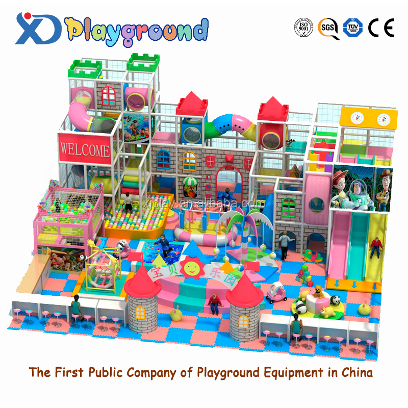 Playground <strong>equipment</strong> for dogs kids happy castle trampoline park indoor playground indoor toddler playground