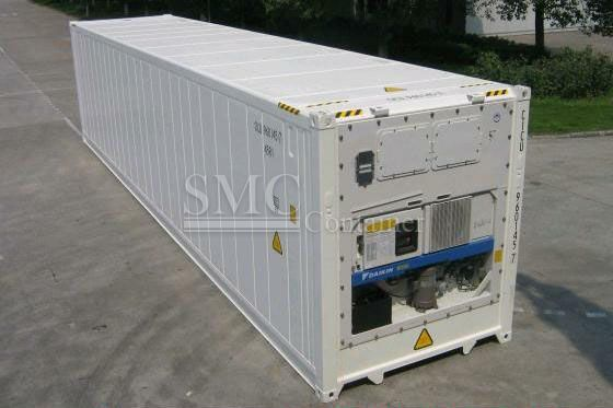 freezer and refrigerator container
