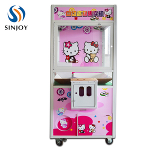 Best Price Vending Coin Operated Crane Claw