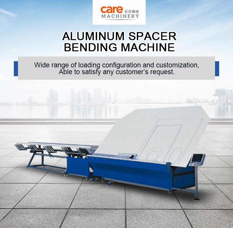 Aluminium Profiel CNC Controle Spacer Bar Buigen Machine