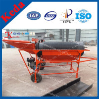 KeDa Brand Good Quality Mine Gold Trommel/ Mini Vibrating Screen