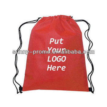 Custom Printing Drawstring Bags No Minimum