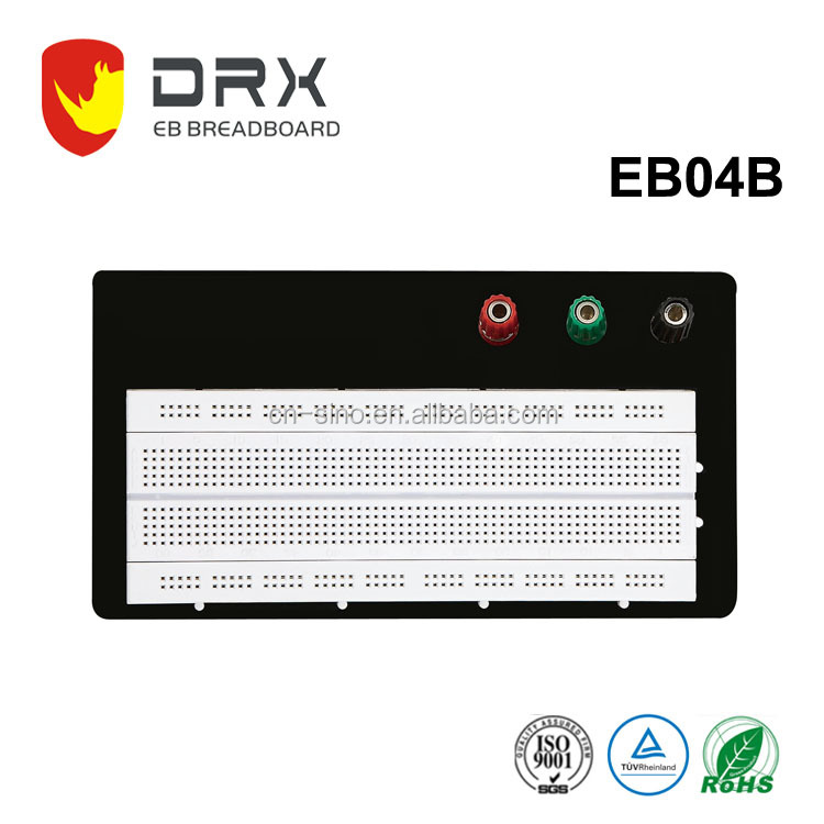 840T/Point Project electronic circuit 400pts 830pts Breadboard test boardSolderless Breadboard
