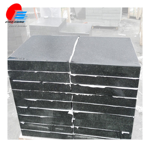 Exterior Square Shape Pavement Stone,Cheap Patio Starry Black Paver Stone