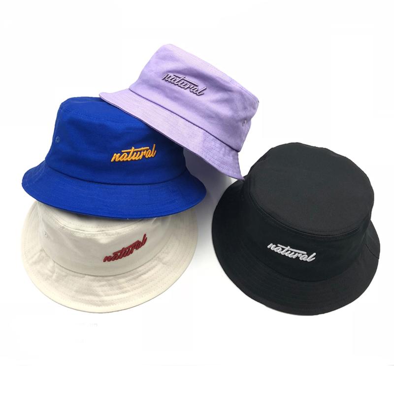 Design divertente pianura secchio cappelli, bucket pescatore cappello personalizzato, cappelli della benna con logo personalizzato
