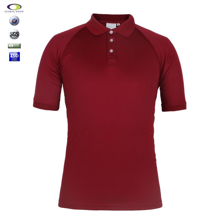 Custom plain droge fit 100 polyester merkloze polo shirts for Custom polyester polo shirts