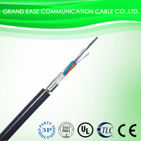 cable business industrial GYTA cable fiber core armored outdoor cable