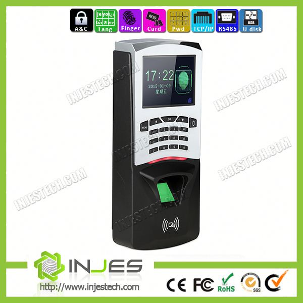 Injes Free Software Linux Tcp/ip Biometric Webserver Fingerprint ...