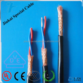 Ul2464 24awg 2 Pair Twisted Shielded Electrical Cables - Buy ...