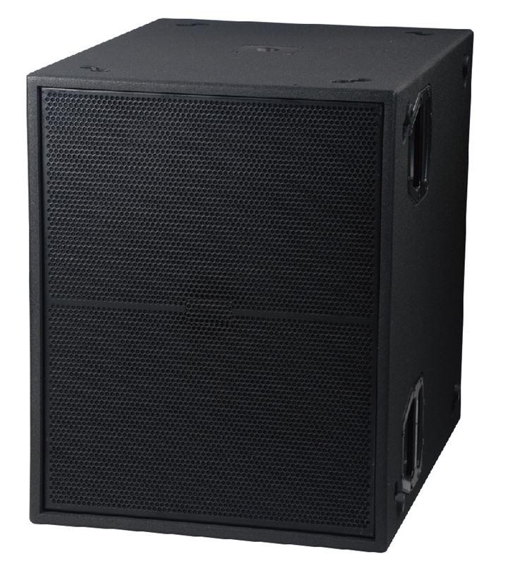 "High Quality Low Price Compact Small Size 18"" Subwoofer For Portable PA And Installation Applications"