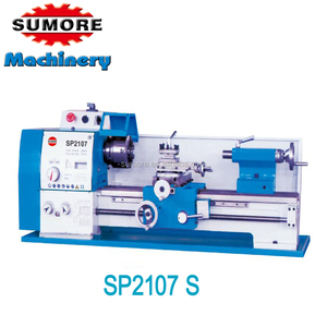 SP2107/CQ6128 bench torno education machine bench lathe manual lathe