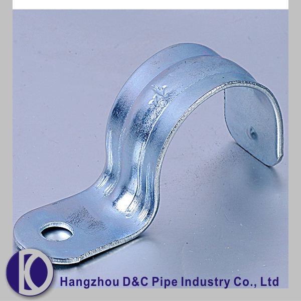 Electrical Metallic One Hole Tubing Strap