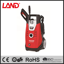 LAND Hot Selling Portable and Big Flow Electric High Pressure Car Washer