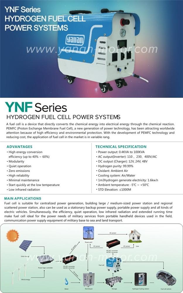 1kva To 30kva Hydrogen Fuel Cell Power Generator - Buy Fuel Cell  Generator,Hydrogen Fuel Cell Generator,Fuel Cell Power Generator Product on