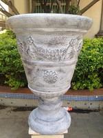 decorativo urna de jardn jardineras altas olla grande de plstico