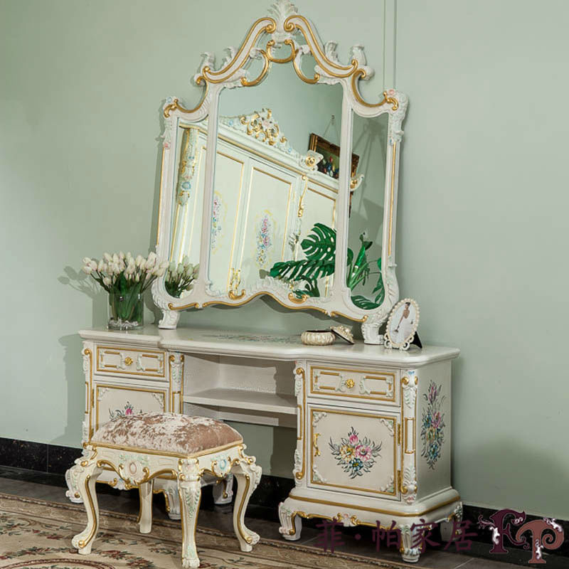 French Country Bedroom Furniture-high End Classic
