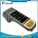 4G LTE android data collection terminal handheld PDA with built-in printer (RT450)