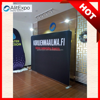 Portable Exhibition Display : Portable exhibition booth metal display board buy display racks
