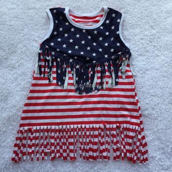 8d7542cad8d2 L milk silk pearl dress summer dresses for kids girls 4th of july clothes  wholesale dress
