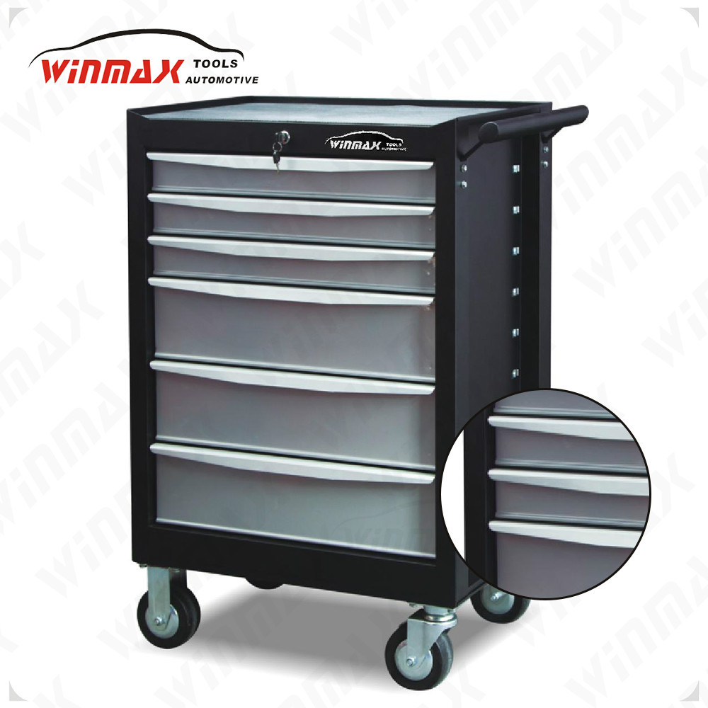 Insulated aluminum tool box with drawers