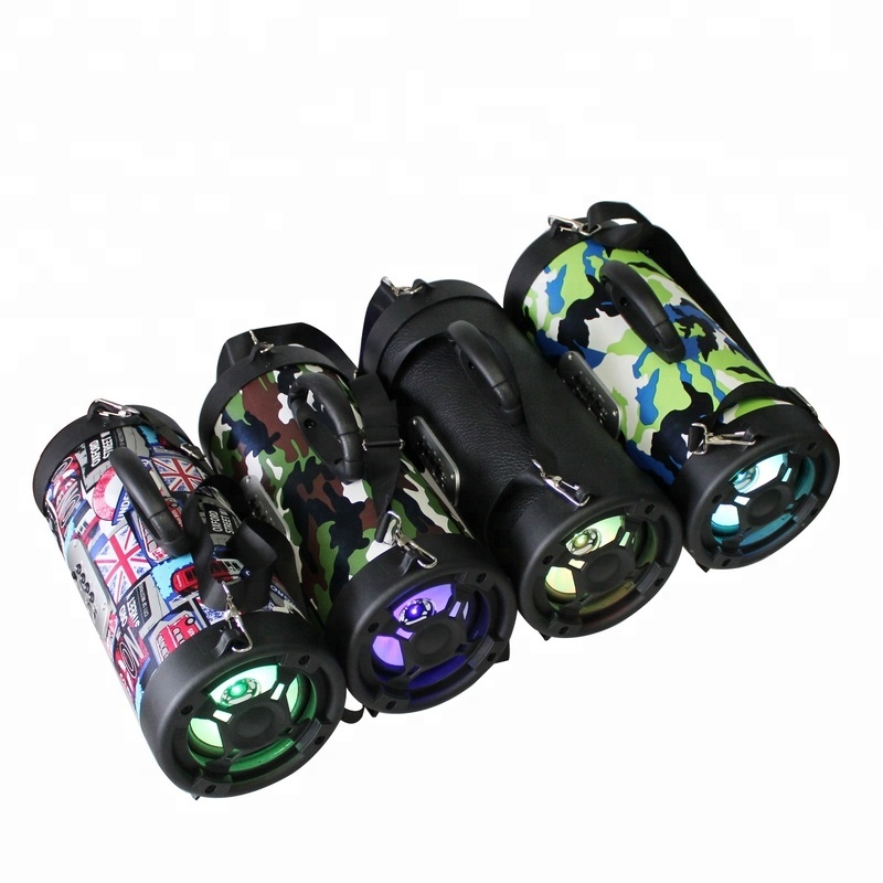 New products Consumer Electronics Portable Blue tooth outdoor bazooka <strong>speaker</strong>