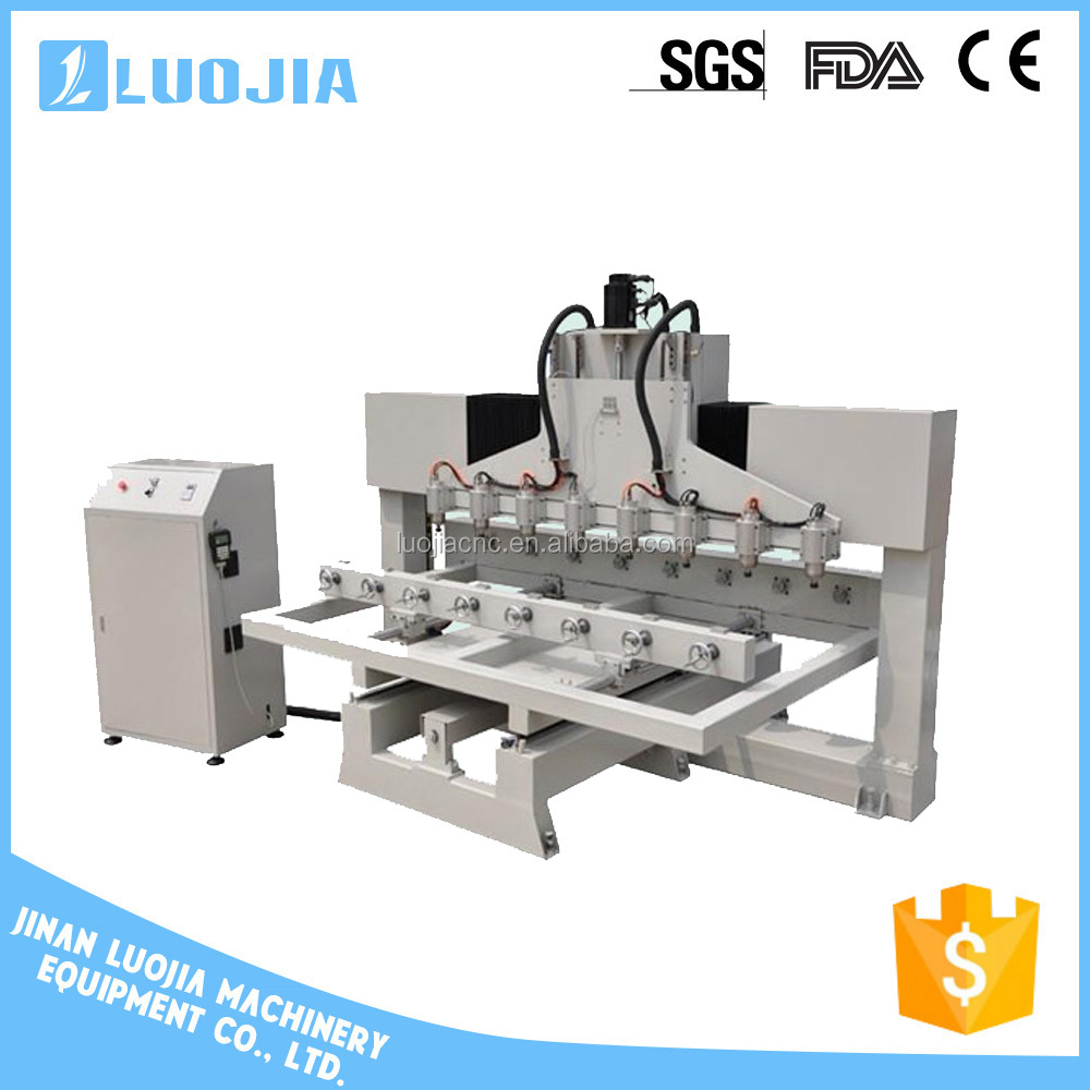 Three heads 3d relief cnc wood router china mainland wood router - Multi Head Cnc Router Multi Head Cnc Router Suppliers And Manufacturers At Alibaba Com