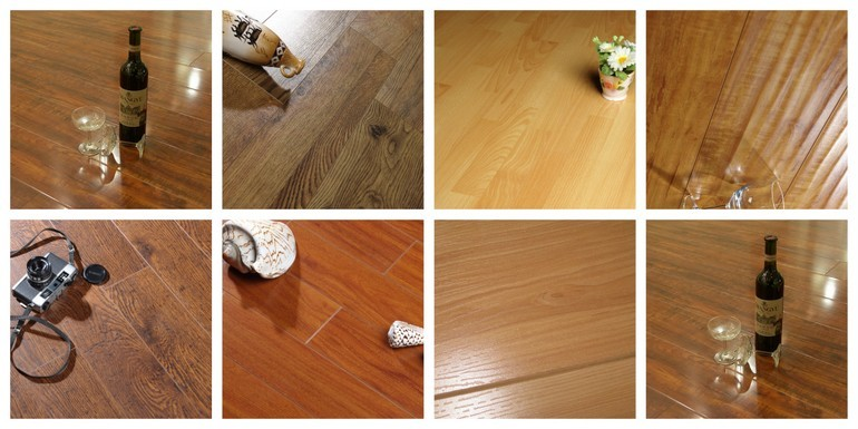 Laminate Floor Tiles With