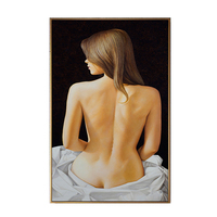 100 handmade beautiful woman nude painting canvas famous modern portrait artists
