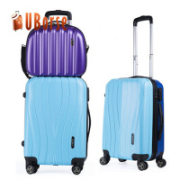 New Arrival Fashion Big Lots Luggage Sky Travel Luggage ABS PC Cheap Hard Shell Trolley Case for Business Travel in All Size