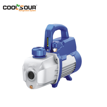 RESOUR Two Stage Vacuum Pump, Rotary Pump
