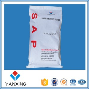 SAP Super Absorbent Polymer for agriculture using as water retention agent
