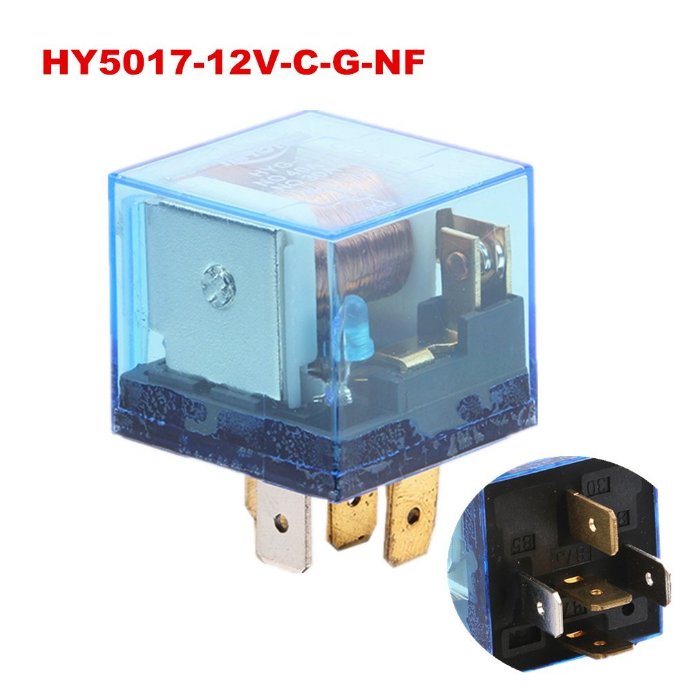 Cheap Relay 12v 40a Find Deals On Line At Alibabacom This Product Under Dc Hid Fuse Wire Wiring Harness Get Quotations Guteauto Electromagnetic 5pin Spdt Car Control Device Long Life Automotive