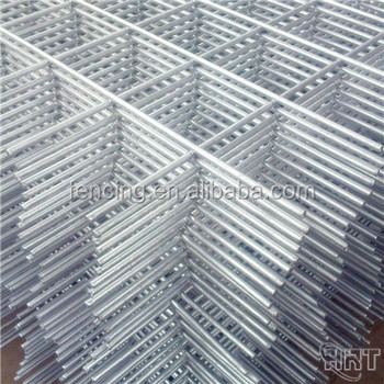 American Large Square 4x4 Welded Wire Mesh Fence / Pvc Coated Welded ...
