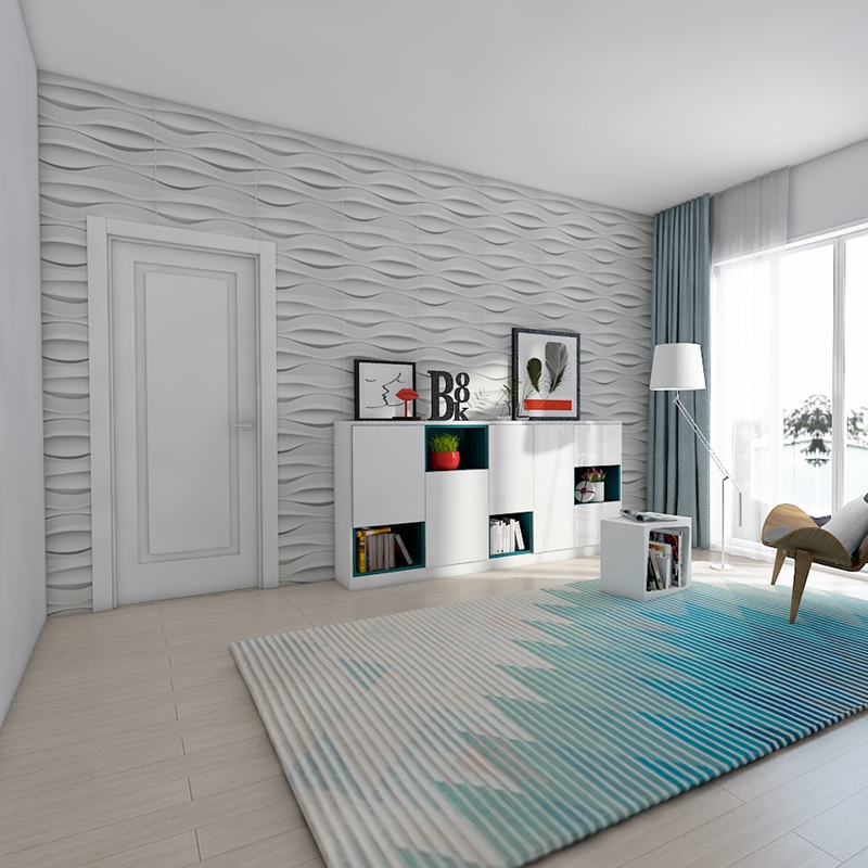 Semicircular Ktv Room Interior Design: Ktv Room Interior Decoration 3d Design Wall Panel