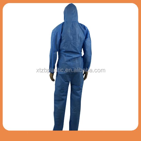 çin Tedarikçisi Toptan Tek Kullanımlık Koruyucu Kıyafetev Boyama
