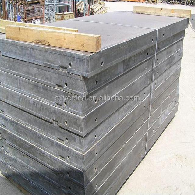 used Doka Framax Alu formwork shuttering for sale, used Aluminium formwork concrete
