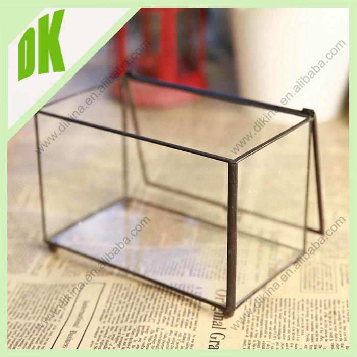 Keepsakes Box Or Decorative Storage Box Stained Glass
