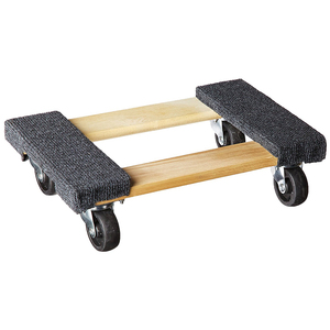Hardwood furniture mover lowes dolly with carpeted pads