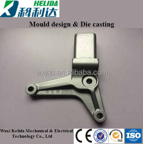 Alibaba China Die Casting Auto Parts Manufacturer