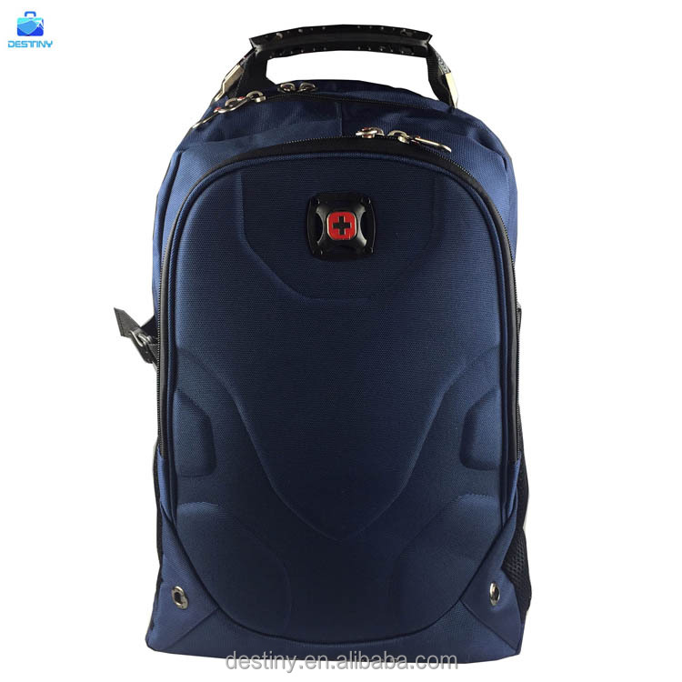 b2c online shopping free shipping swiss army backpack