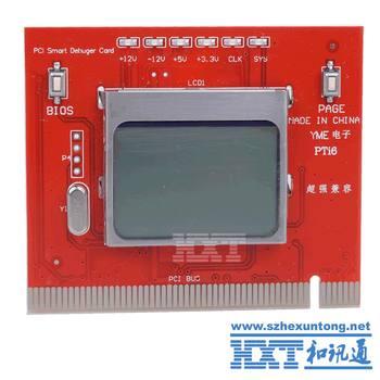 Lcd Display Pci Computer Pc Analyzer Tester Diagnostic Debug Post ...