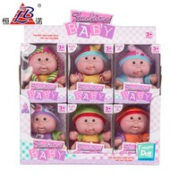 Most interesting kids funny toy baby dolls with eco friendly materials