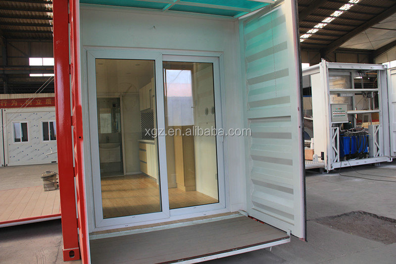 cheap prefab japanese houses 20ft shipping container for sale