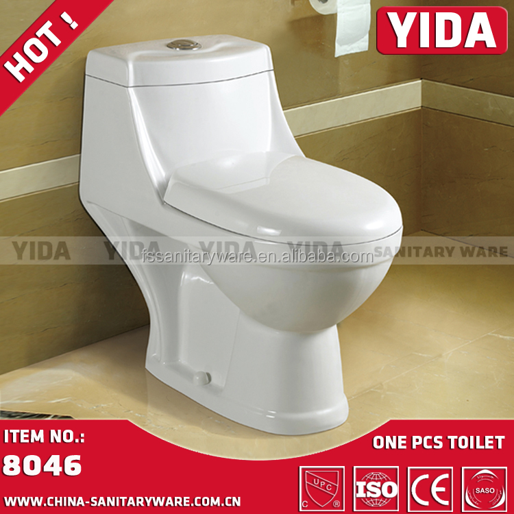 Hot Sale Sanitary Ware Ceramic Vacuum Flush Smart Toilet,Sgs Toilet ...