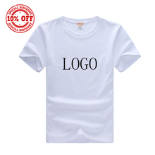 Less Than $1.3 Custom Unique Design Wording and Photo Company/Team Logo Cotton Sublimation T shirt Design