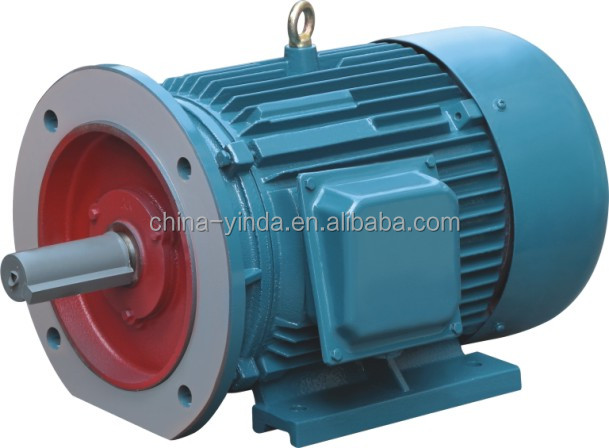 S1 duty motor for General electric motor parts